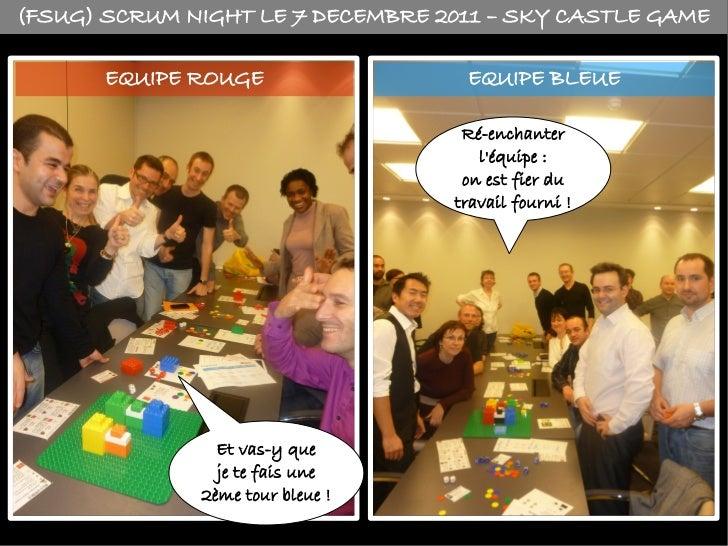 La Sky Team à la Scrum Night le 7 décembre 2011 Slide 2