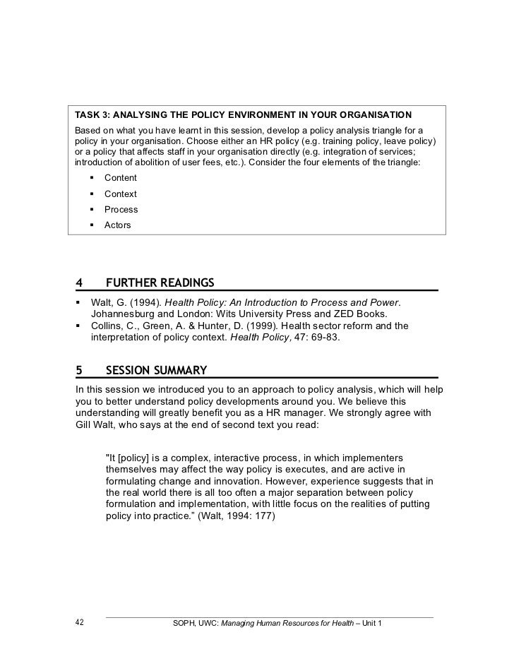 Hr knowledge portfolio