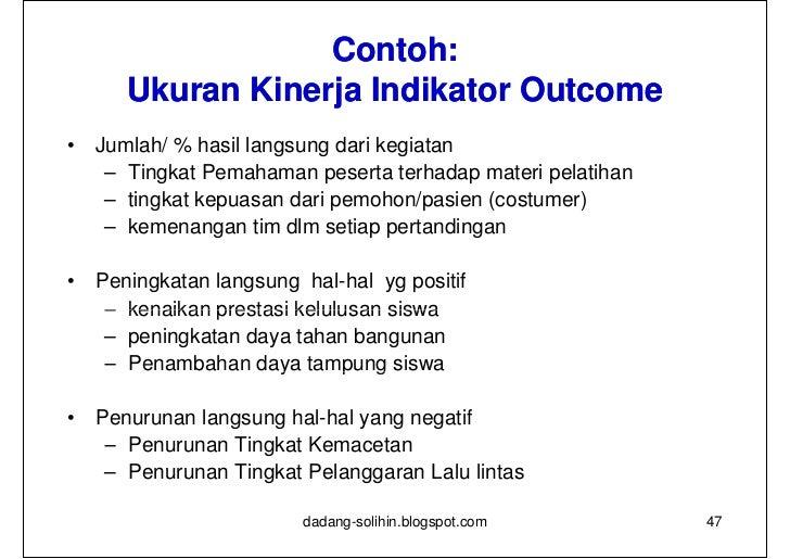 Monitoring Dan Evaluasi Kebijakan Publik