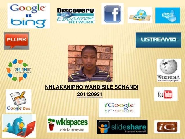 NHLAKANIPHO WANDISILE SONANDI         201120921