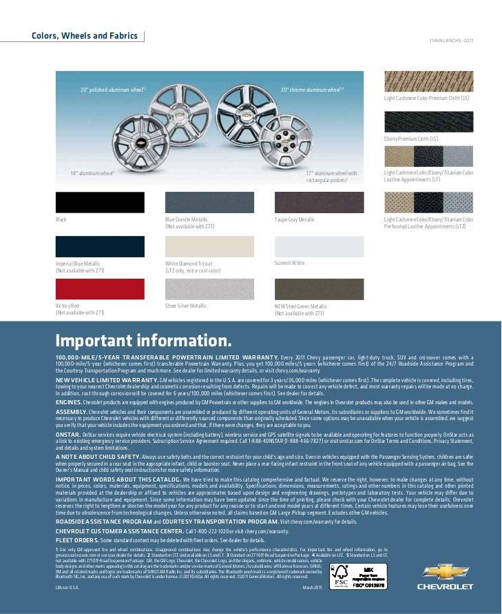 Colors, Wheels and Fabrics                                                                                                ...