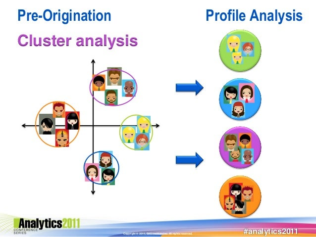 Pre-Origination                                                               Profile AnalysisCluster analysis            ...