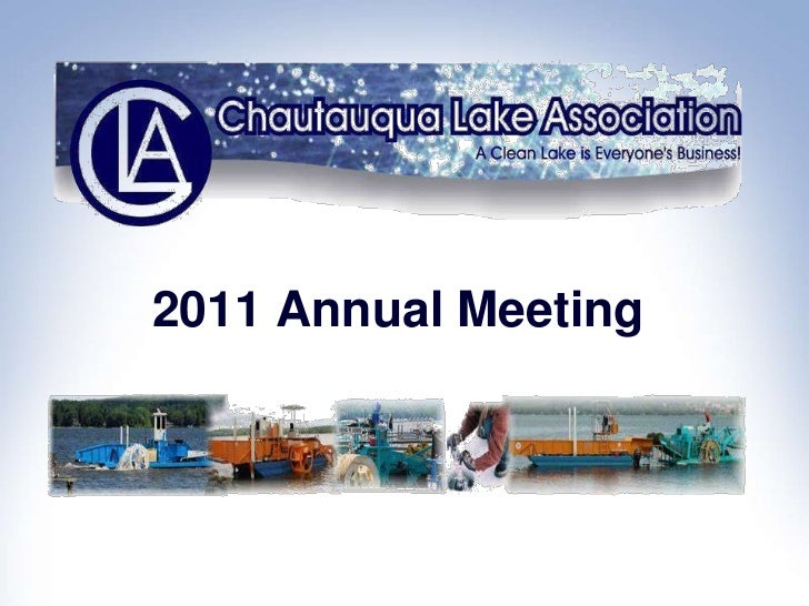 2011 Annual Meeting<br />