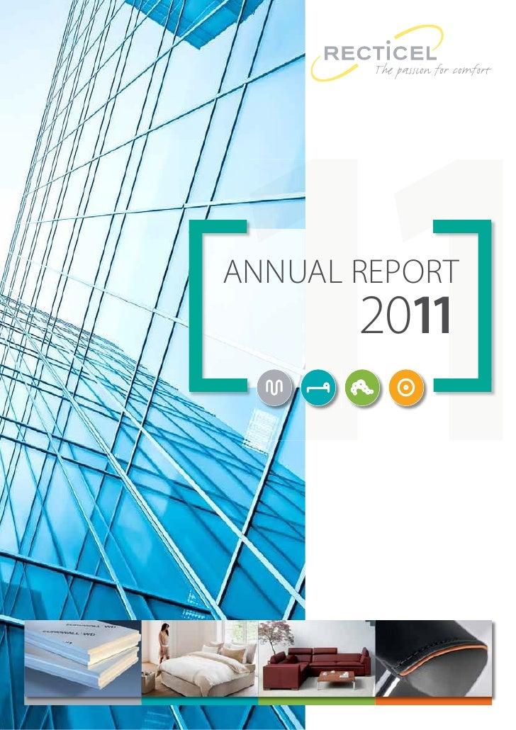 11ANNUAL REPORT       2011