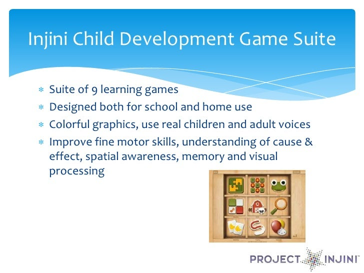 Project Injini and Autism Society National Conference  Slide 3