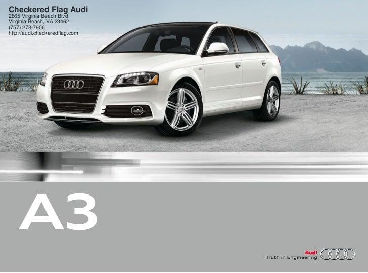 Audi A For Sale In Virginia Beach VA Checkered Flag Audi - Checkered flag audi