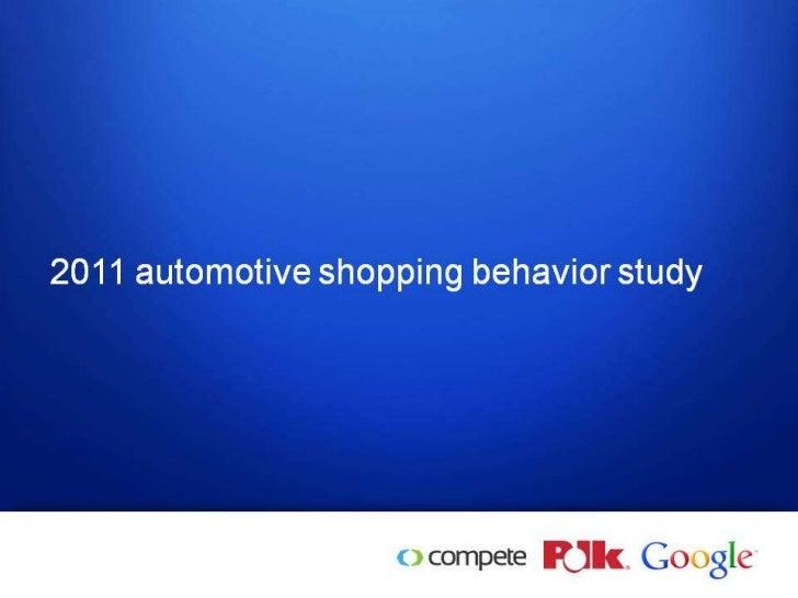 2011 automotive shopping_behavior_study