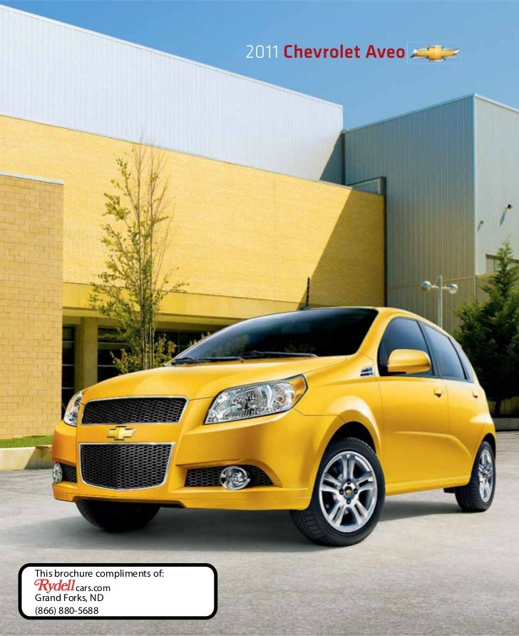 2011 Chevrolet Aveo In Grand Forks, ND