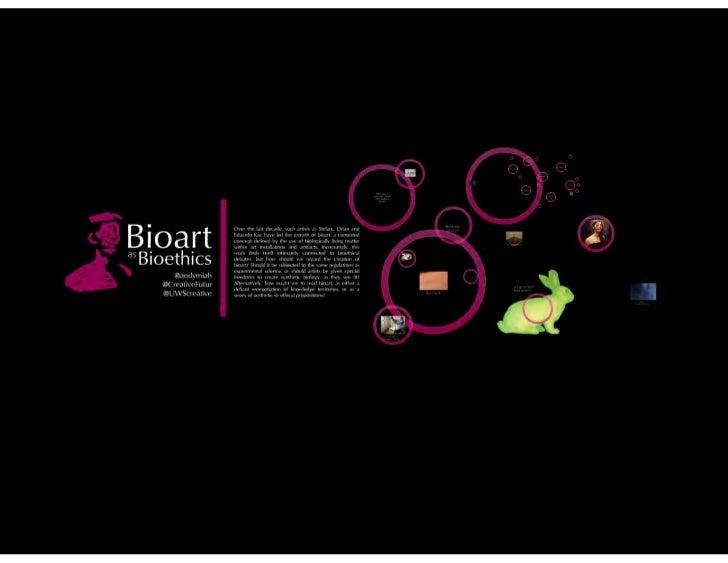 Bioart as Bioethics