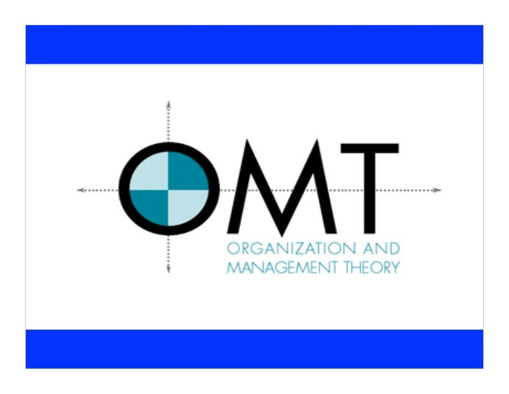 OMT	  BUSINESS	  MEETING:	  2011	  Agenda	              1.	  Welcome	  	              2.	  Introduc?ons	  &	  Thanks	  	  ...