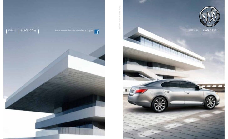 the new cl ass of world cl asslacrosse           buick.com   Discover more about Buick and join the dialogue on Facebook. ...