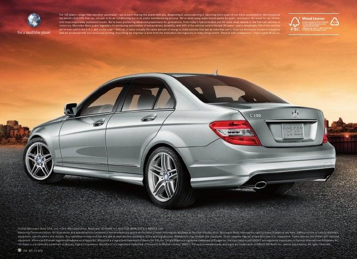 2011 mercedes benz c 300 luxury sedan silver star montreal for Silver star mercedes benz parts