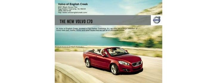 2011 Volvo of English Creek C70 Egg Harbor Township NJ