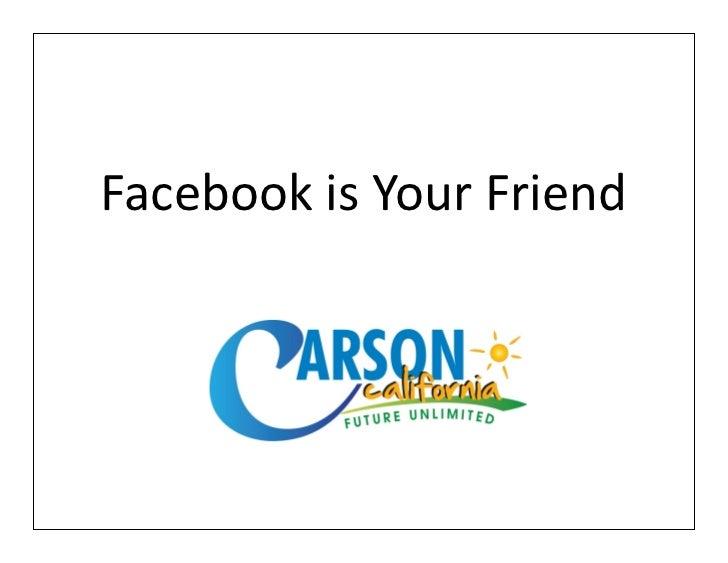 Economic Development Program           Use of Social Media