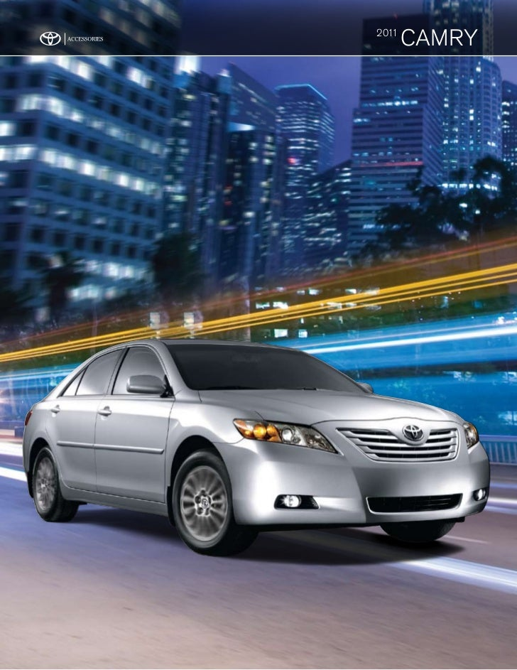 Toyota Camry Accessories >> 2011 Toyota Camry Accessories Dallas