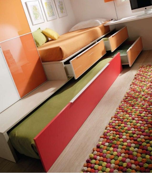 Dormitorios juveniles jjp cunas dormitorios juveniles - Merkamueble catalogo 2011 ...