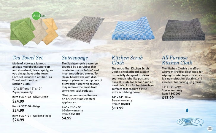 2011 Norwex Catalog Usa