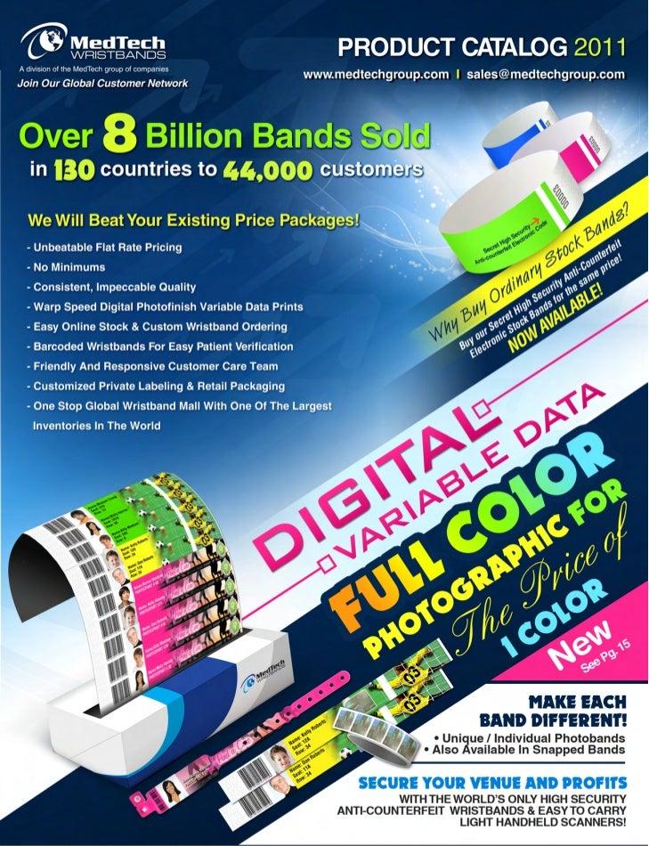 2011 Medtech Catalogue