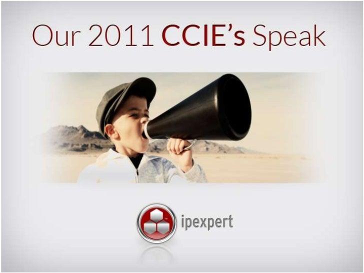 CCIE Success List