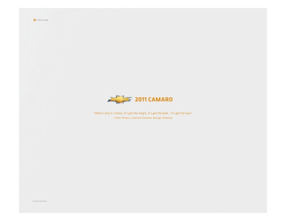 2011 Chevrolet Camaro - Herb Connolly Chevrolet Framingham, MA