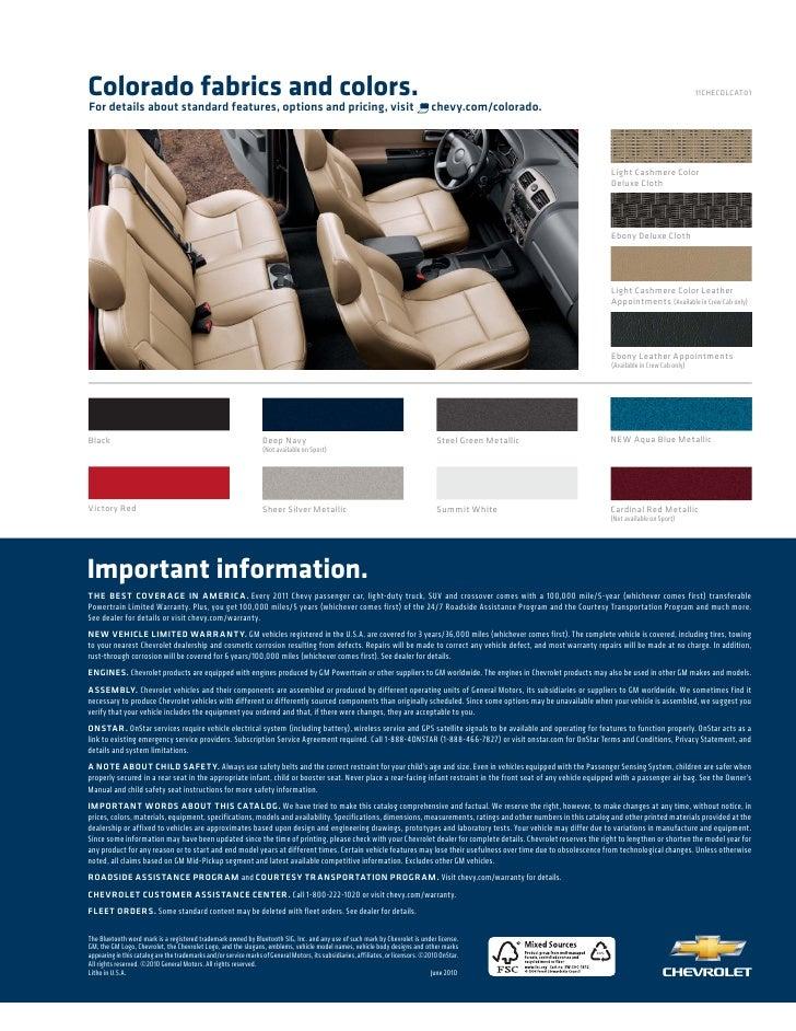 Colorado fabrics and colors.                                                                                              ...