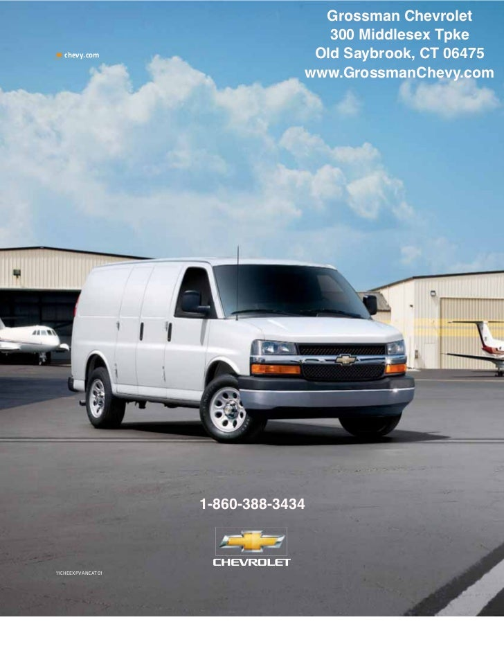 2011 Chevrolet Express Cargo & Passenger Van for sale near Middletown…