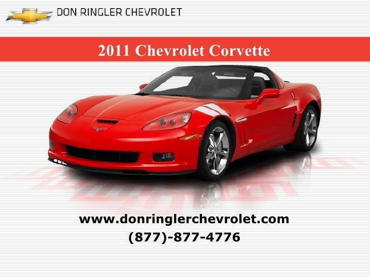 Chevy Dealership Dallas Tx >> 2011 Chevy Corvette Don Ringler Chevrolet Dealer Dallas Tx