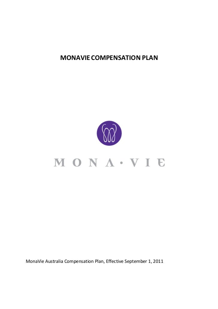 MONAVIE COMPENSATION PLANMonaVie Australia Compensation Plan, Effective September 1, 2011