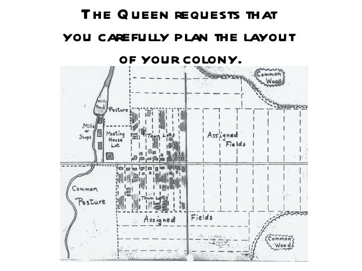Colonial Town Project
