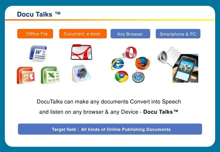 2011 docu talks_english Slide 2