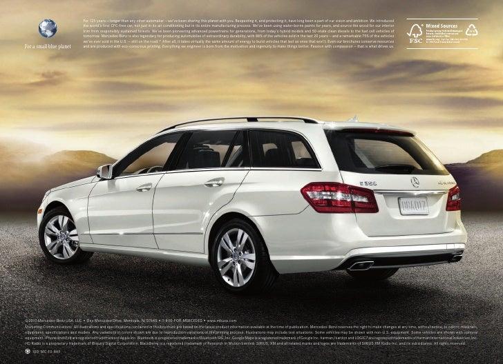 2011 mercedes benz bluetec sedan silver star montreal qc for Silver star mercedes benz montreal