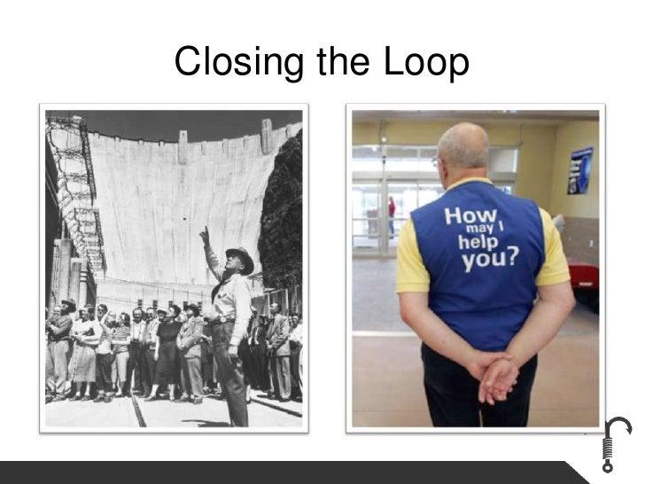 Closing the Loop<br />