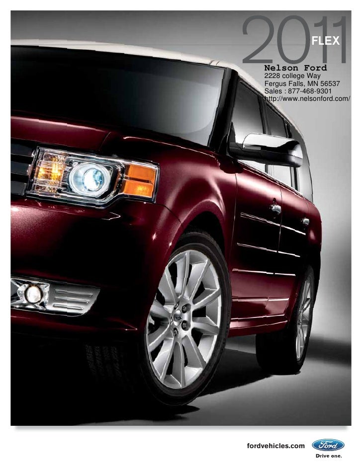 2011 ford flex nelson auto center fergus falls mn. Black Bedroom Furniture Sets. Home Design Ideas