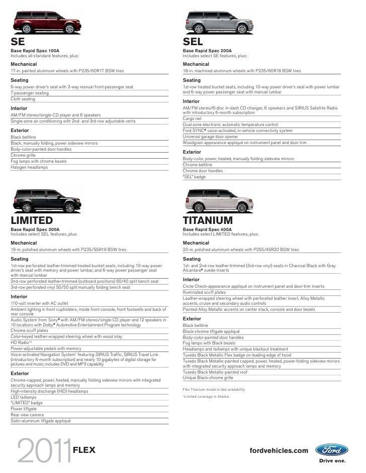 2011 hollingsworth richards ford flex baton rouge la. Cars Review. Best American Auto & Cars Review