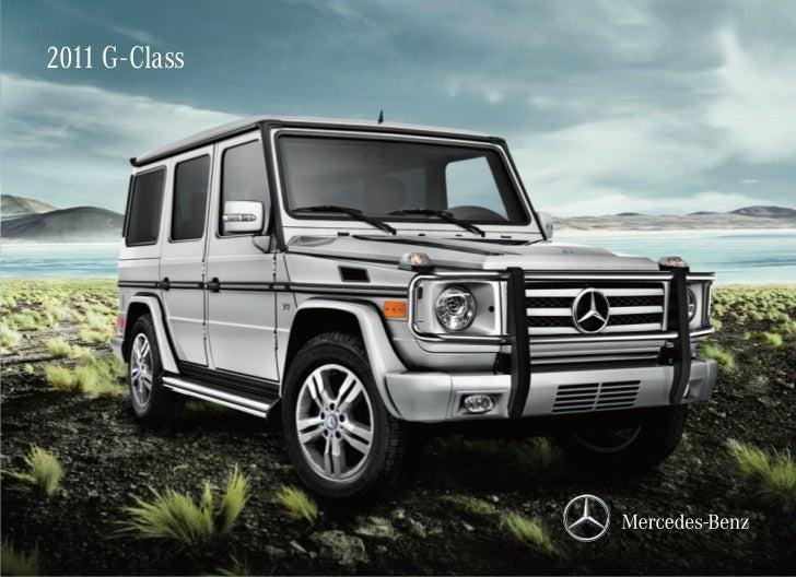 2011 g for 2011 mercedes benz g class
