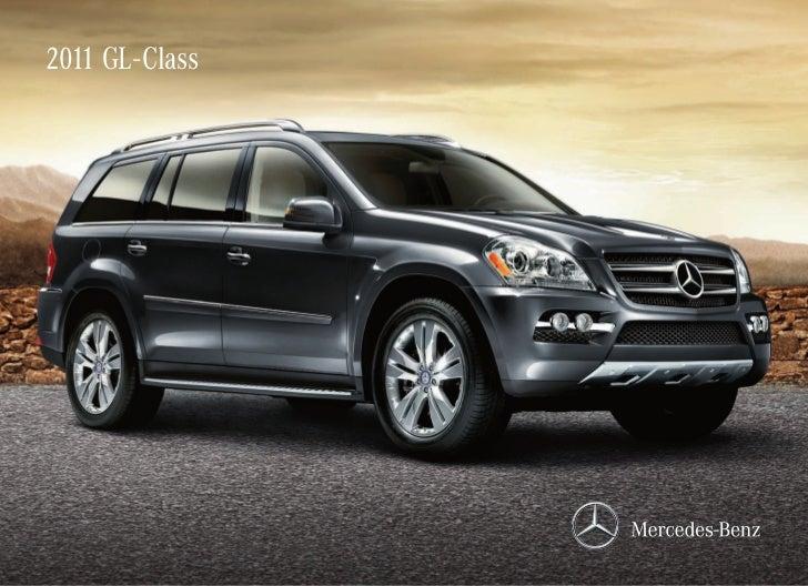 2011 GL-Class