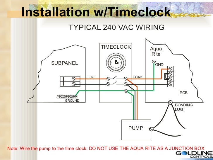 2011 goldline 59 728 aqua rite wiring diagram tristar wiring diagram \u2022 wiring diagrams Hayward Pro Max at fashall.co