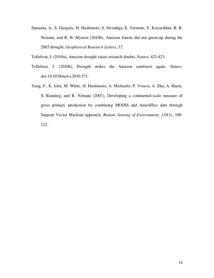 Samanta, A., S. Ganguly, H. Hashimoto, S. Devadiga, E. Vermote, Y. Knyazikhin, R. R.     Nemani, and R. B. Myneni (2010b),...