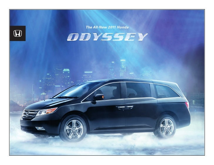 2011 Honda Odyssey Miami Brickell Honda
