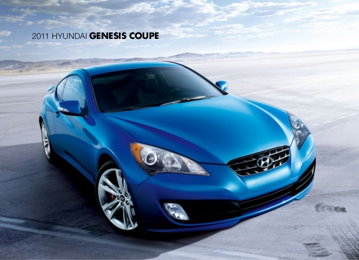 2011 Hyundai Genesis Coupe For Sale At Keffer Hyundai In