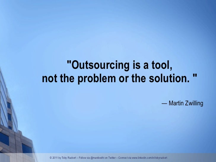 "offshore outsourcing of the wan essay Read the student essay ""outsourcing"" and take note of what the writer is doing well and what needs to be improved 2 capabilities to offshore jobs."