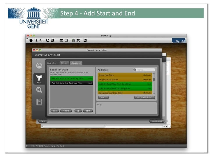 Step 4 - Add Start and EndPresentation for Ideas@Work - Tutorial from Fluxicon ©                         26 / 51