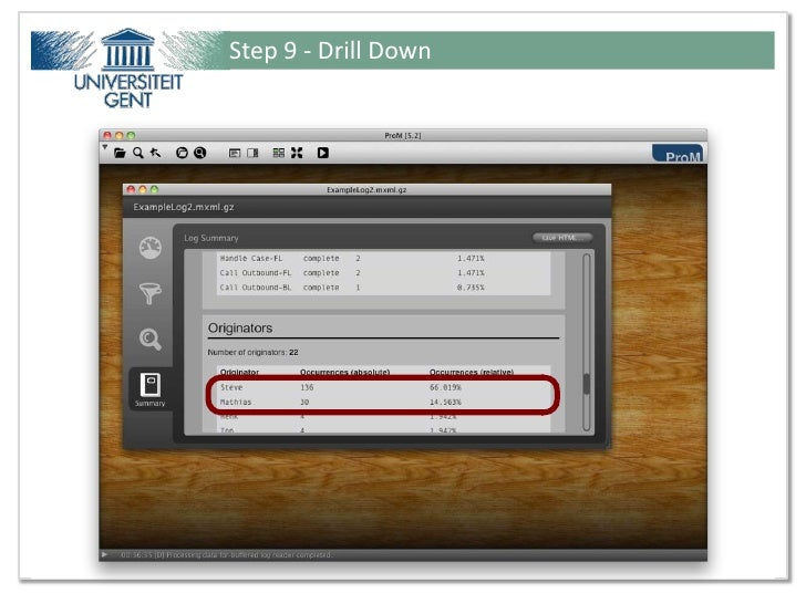 Step 9 - Drill DownPresentation for Ideas@Work - Tutorial from Fluxicon ©                         36 / 51