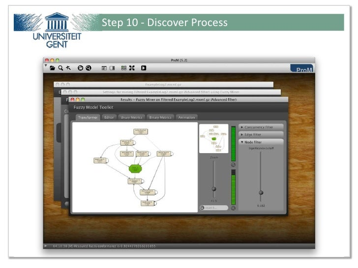 Step 10 - Discover ProcessPresentation for Ideas@Work - Tutorial from Fluxicon ©                         38 / 51