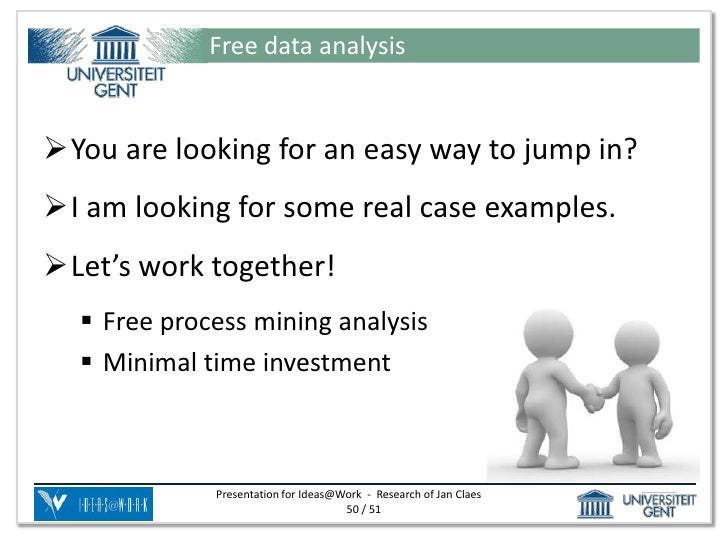 Free data analysisYou are looking for an easy way to jump in?I am looking for some real case examples.Let's work togeth...