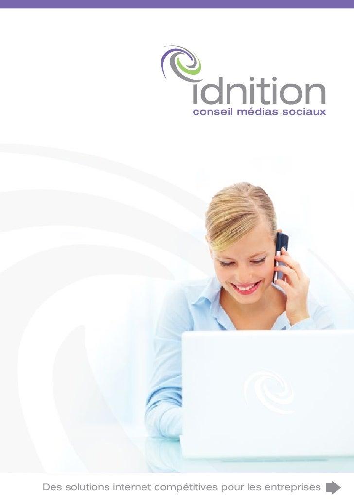 Des solutions internet compétitives pour les entreprises