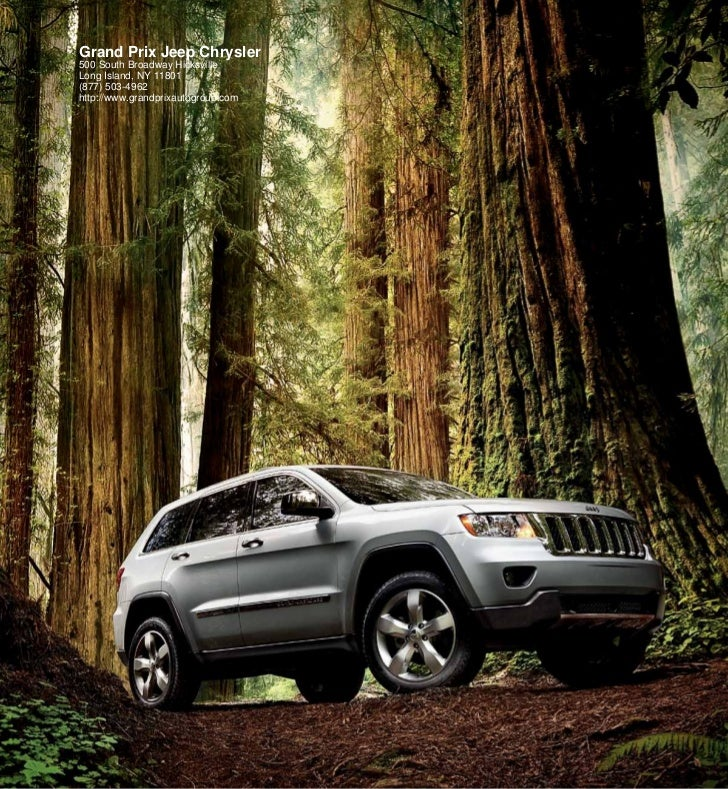 Grand Prix Jeep Chrysler500 South Broadway HicksvilleLong Island, NY  11801(877) 503  ...
