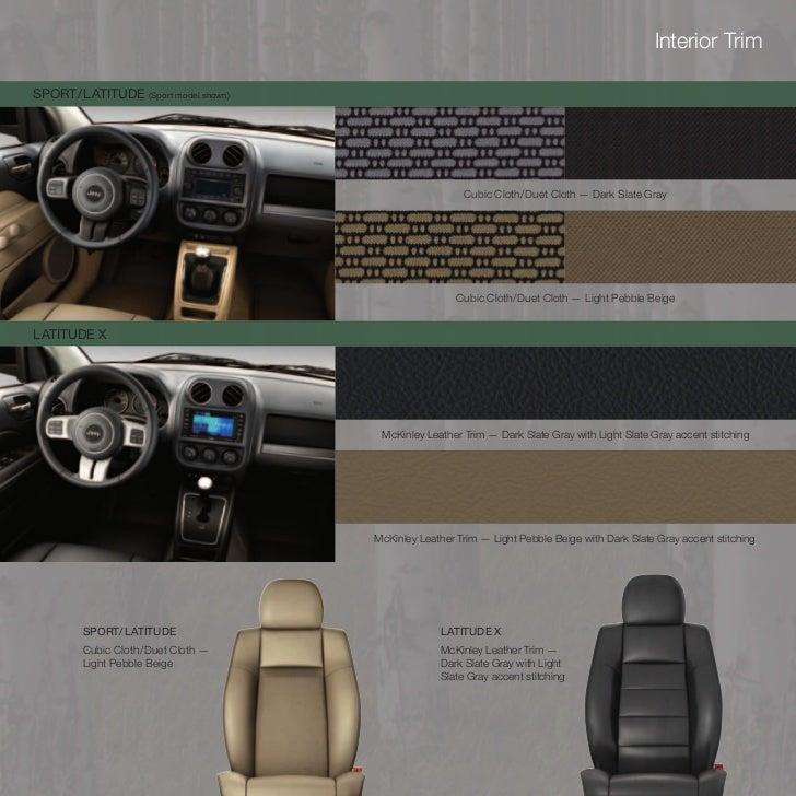 2011 Jeep Patriot E Brochure