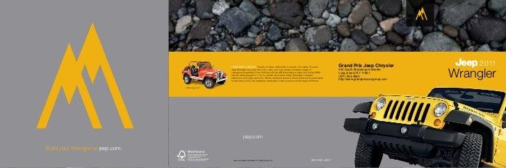 Grand Prix Jeep Chrysler                 2 011                                                                            ...
