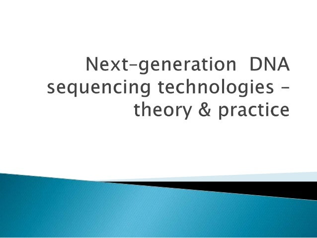 jsb market research next generation sequencing Next-generation sequencing (ngs) market experiencing the growth due to growing adoption of next-generation sequencing technologies among research academic institutes and research laboratories integration of next-generation of sequencing with the new cloud-based technology.